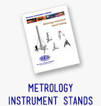 Brunson Metrology Instrument Stand catalog