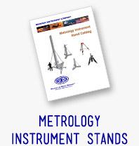 Brunson Metrology Instrument Stand catalog