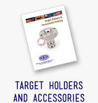 Brunson Target Holders and Accessories Catalog
