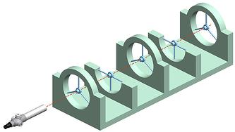precision bore alignment